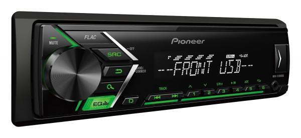 Pioneer auto radio MVH-S100UBG USB