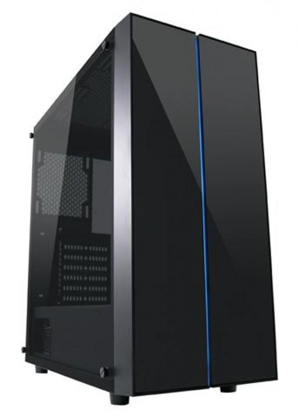 KUĆIŠTE LC-Power 994B-ON Vitreous RGB (1xUSB3.0+2xUSB2.0)
