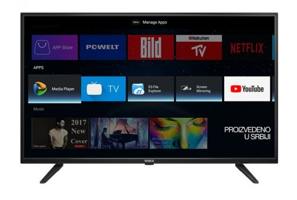 VIVAX IMAGO LED TV-40LE120T2S2SM android televizor