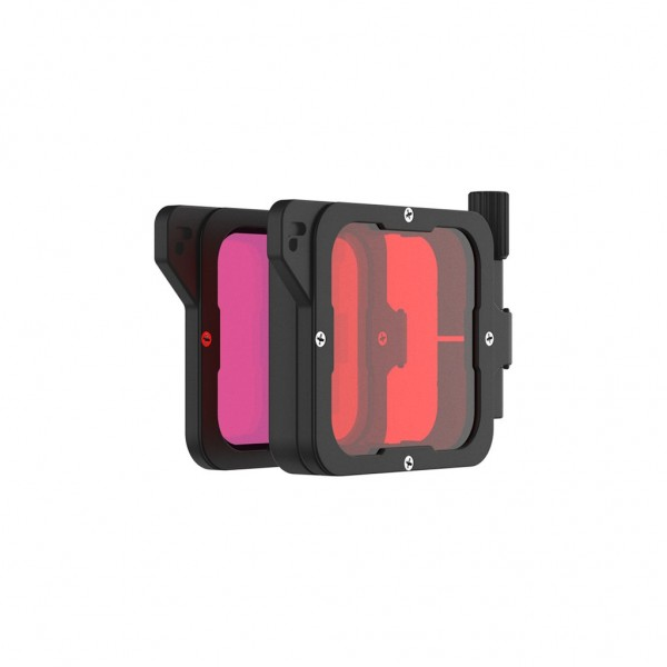 GoPro SuperSuit - DIVEMASTER Filter Kit (Red + Magenta Dive Filters) ( H7-DVMSTR-SS )