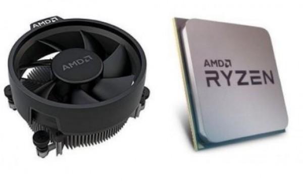 CPU AMD Ryzen™ 5 3400G PRO Multipack
