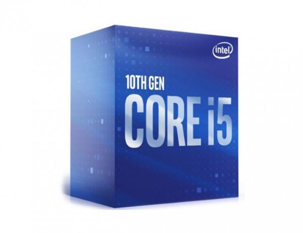 CPU INTEL Core i5 10400