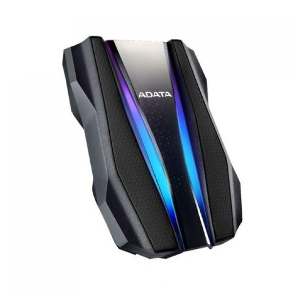 HDD EXT  1TB AData 2,5'' USB 3.2 crni HD770G RGB