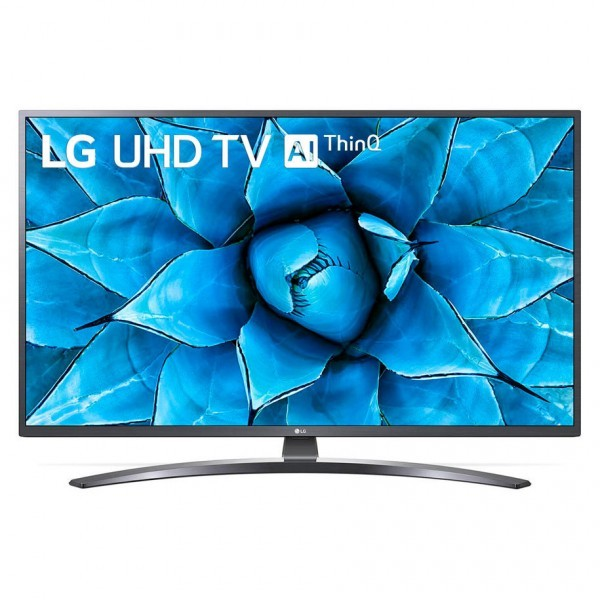 LG Smart LED TV 50UN74003LB, 50'', 4K Ultra HD, DVB-T-T2-C-S