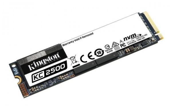 SSD 500GB KIN KC2500 PCIe M.2 2280 NVMe
