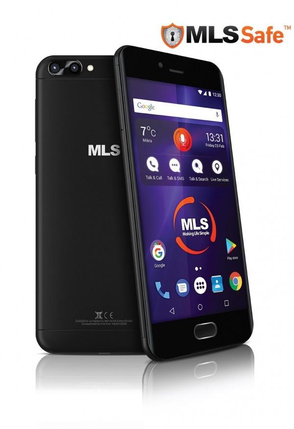 MLS DX 4G IQS300 SAFE BLUE TELEFON (RFT)
