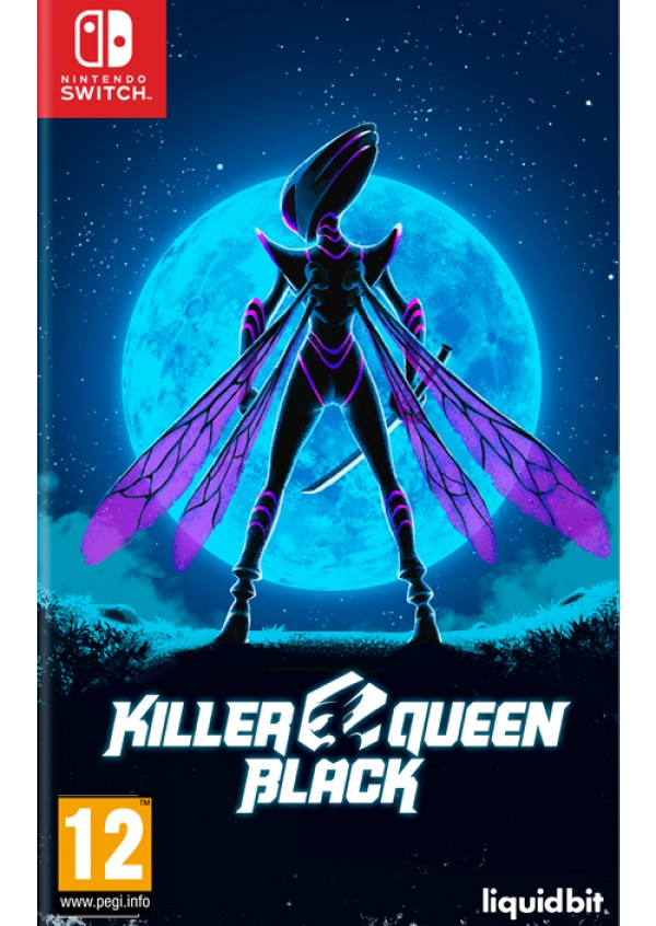 Switch Killer Queen Black