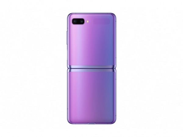 Samsung Galaxy Z Flip Purple DS' ( 'SM-F700FZPDSEE' )