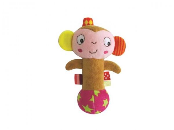 Zvečka ručna mekana majmun MoMo