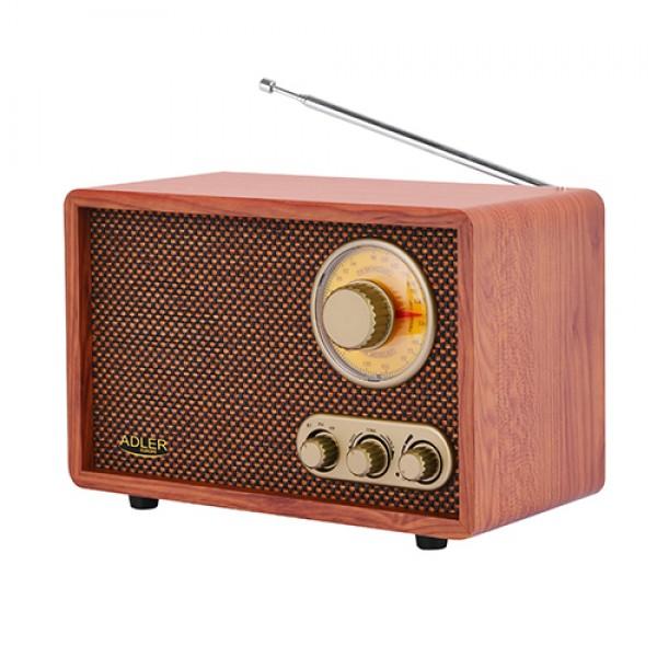 ADLER AD1171 RADIO BLUETOOTH RETRO