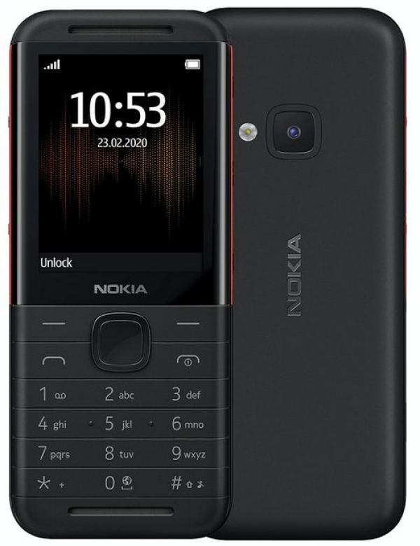 NOKIA 5310 DS BLACK RED (CT)