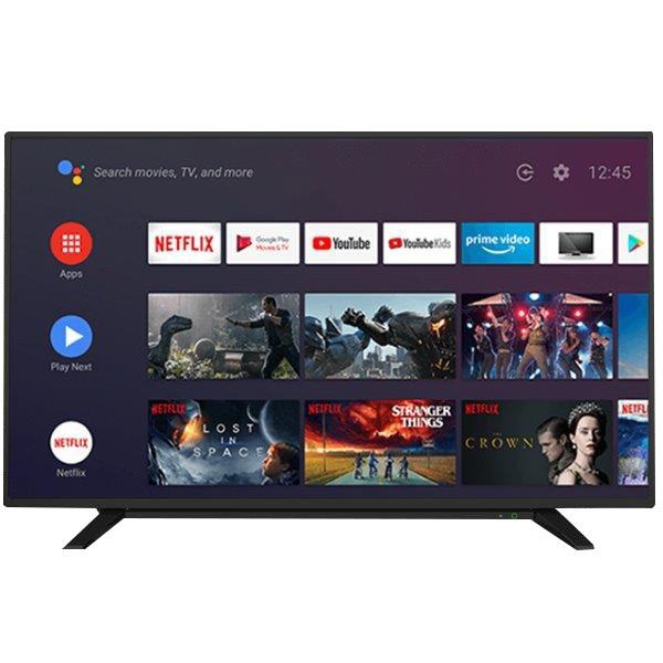 Toshiba 55UA2063DG LED TV 55'' Ultra HD, ANDROID TV, DVB-T2CS2, black, two pole stand' ( '55UA2063DG' )