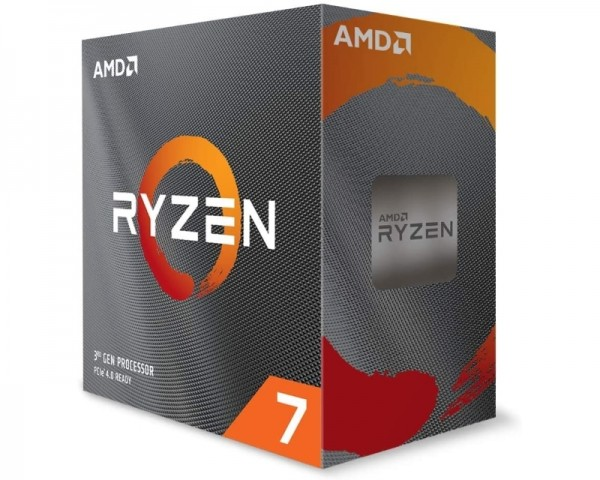 AMD Ryzen 7 3800XT 8 cores 3.9GHz (4.7GHz) box