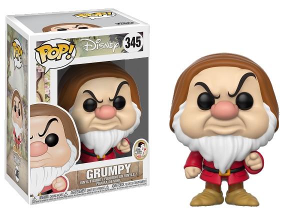 Disney Snow White POP! Vynil – Grumpy