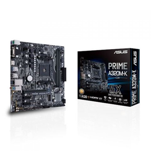 MBO ASUS AM4 PRIME A320M-KCSM