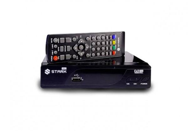 STARK PRO SET TOP BOX DVB-T2