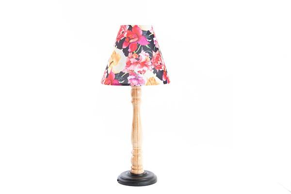 LAMPA STONA PATCHWORK 20X46