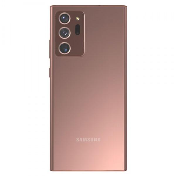 SAMSUNG Galaxy NOTE 20 ULTRA, (Bronza) 6.9'', 8-256GB, 108 Mpix + 12 Mpix + 12 Mpix