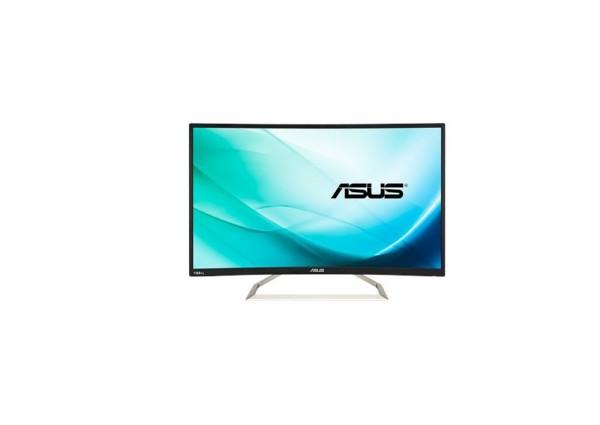 ASUS LCD 31.5 VA326HR VA, 1920x1080, HDMI, VGA, 144Hz, 4ms, zvunici, curved, tilt, Vesa