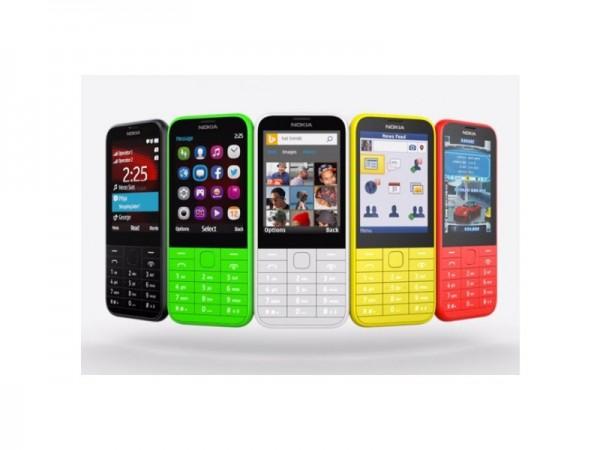 Nokia 225 4G DS Black Dual Sim (CT)