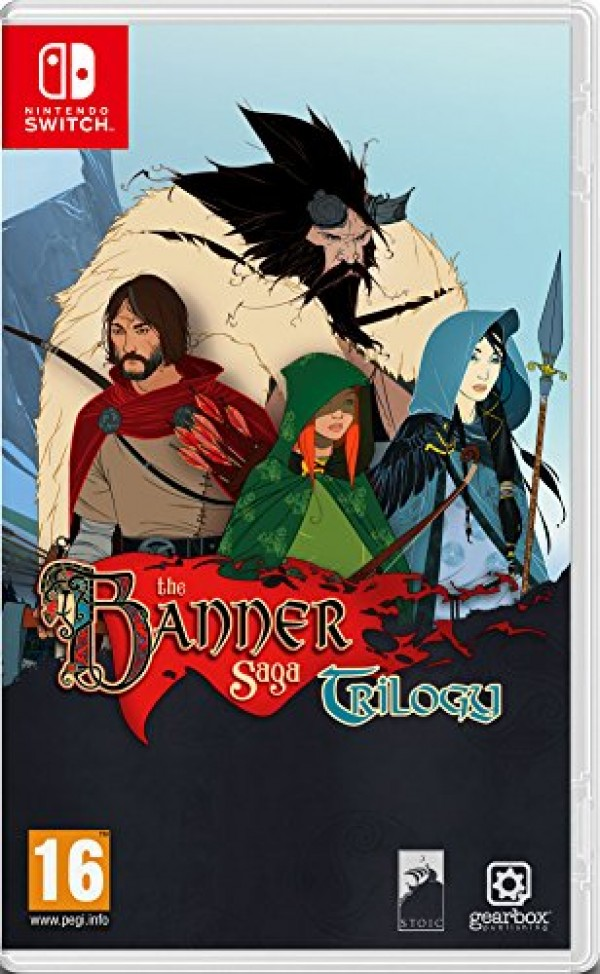 Switch Banner Saga Trilogy