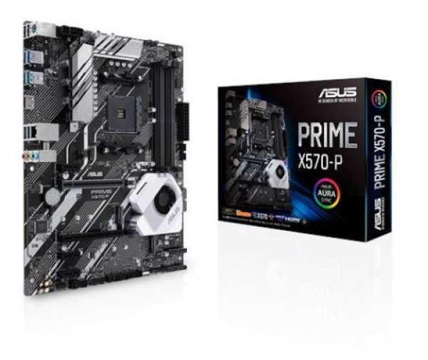 MBO ASUS AM4 PRIME X570-P