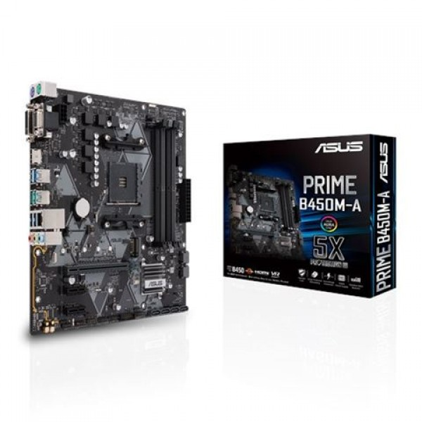 MBO ASUS AM4 PRIME B450M-A