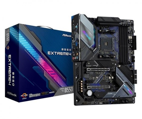 MBO ASRock AM4 B550 EXTREME4