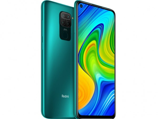 Xiaomi Redmi Note 9 128GB Forest Green' ( 'MZB9462EU' )