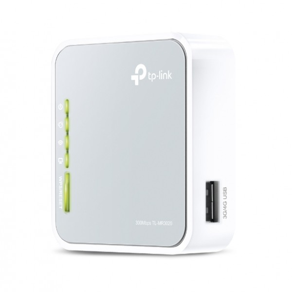 TP-LINK PORTABLE 3G/4G TL-MR3020