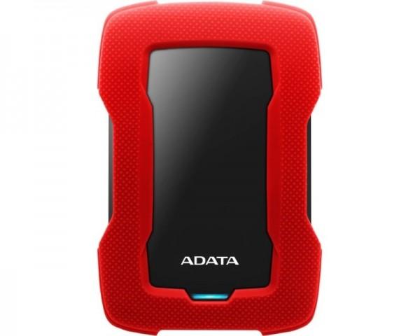 A-DATA 1TB 2.5'' AHD330-1TU31-CRD crveni eksterni hard disk