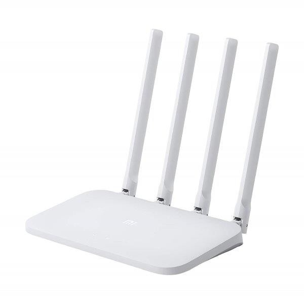 Mi Router 4C, Wi-Fi Ruter, 300Mbps, 2.4GHz, 64MB, 4x antene