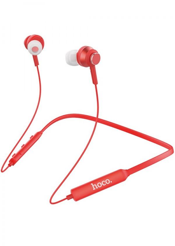 HOCO ES18 Faery sound sports bluetooth headset Red (IRMG)
