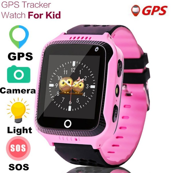 GPS SMARTWATCH COLORFULL SWIMMING Q12T ROZE 022030