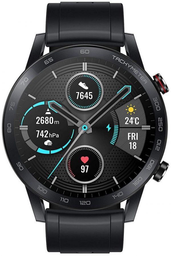 Honor MagicWatch 2 (Minos-B19S) CHARCOAL BLACK (CT)