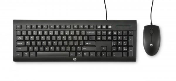 HP tastatura+mi C2500 ini crni (H3C53AA)