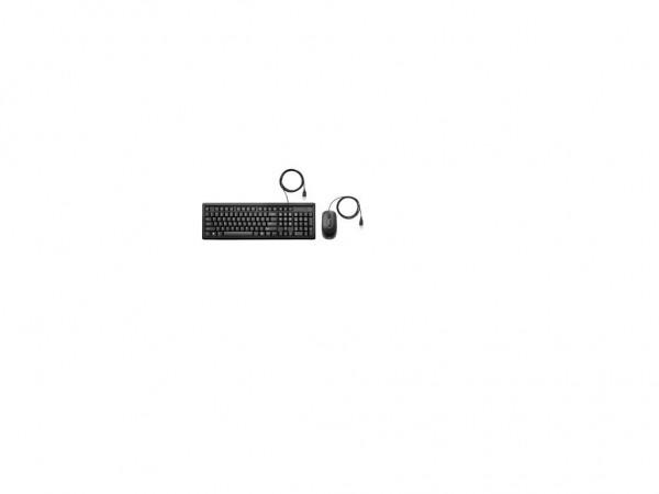HP tastatura i miš ,žični,crni (6HD76AA)' ( '6HD76AA' )
