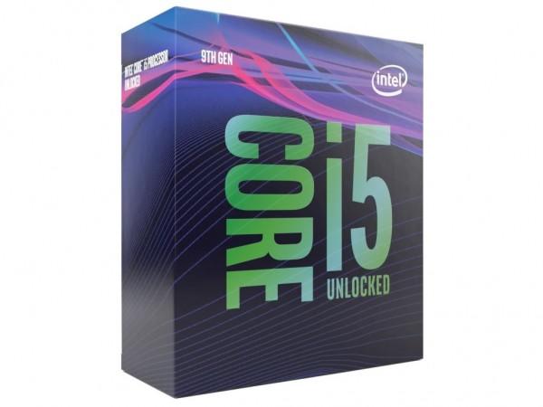 CPU Intel Core i5, i5-9400 4.1 Ghz, 9MB,  LGA1151 Coffee Lake, 14nm, BOX sa integrisanom grafikom' ( 'I59400' )