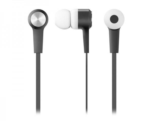 GENIUS HS-M228 slušalice sa mikrofonom crno-bele