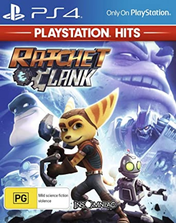 PS4 RATCHET&CLANK HITS