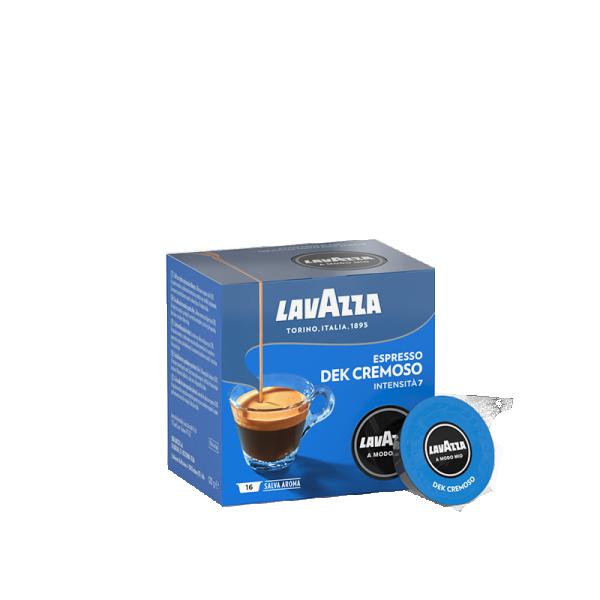 LAVAZZA BOX 16X CAPS 128G DGC ESPRESSO CREMOSO