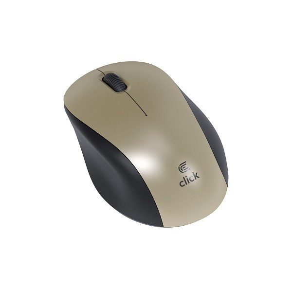 CLICK M-W2-W MI BEINI USB, ZLATNI