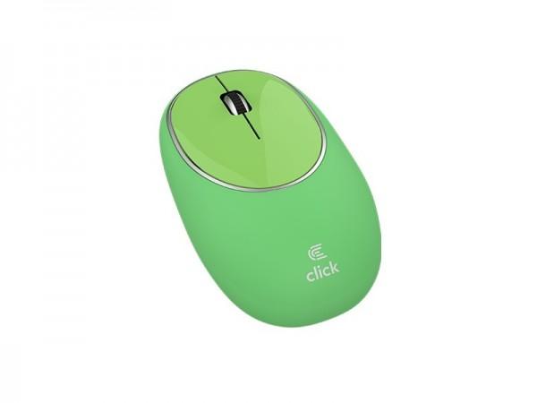 CLICK M-W2-SW MI BEINI USB, GUMENI, ZELENI