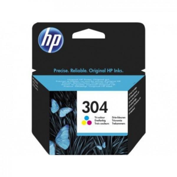 HP INK NO.304 COLOR N9K05AE
