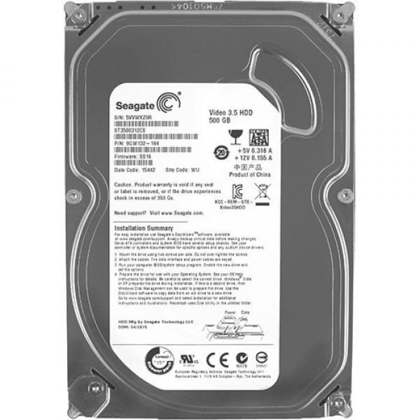 SEAGATE HDD 3.5'' 500GB ST3500312CS 5900RPM 8MB SLIM SATA (GMB)