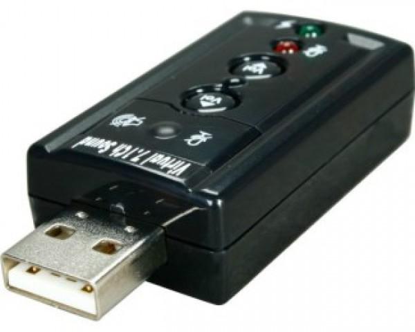 ZVUCNA KARTICA USB 2.0 7.1 CH
