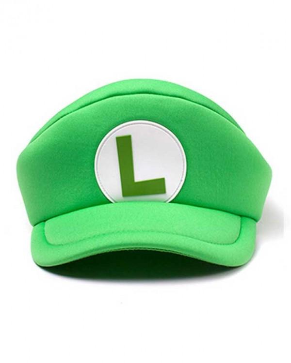Nintendo - Super Mario Luigi Shaped Cap (IRMG)