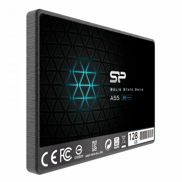 SILICON POWER TW SSD 128GB 2.5'' SATA SP128GBSS3A55S25 TLC.STD