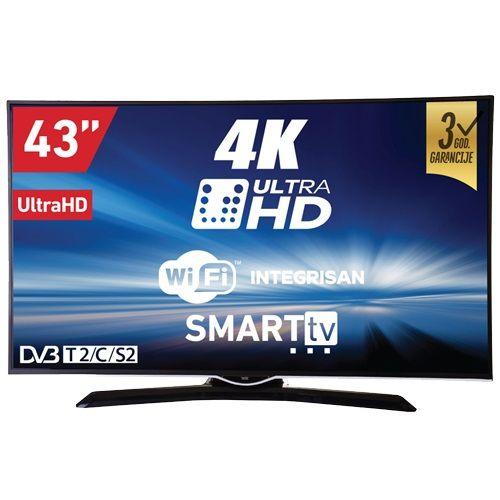 VOX TV SMART 43DSW400U