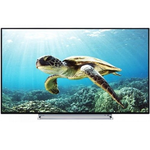 TOSHIBA 49U5766DG LED TV 49'' ULTRA HD, SMART, T2, BLACK/SILVER, STRIP STAND